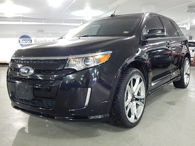 Used  Ford Edge Sport