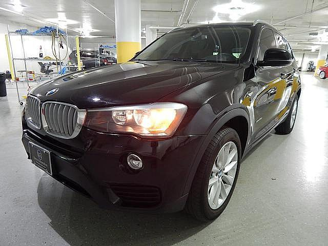 Pre Owned 2016 Bmw X3 Sdrive28i Heated Seats