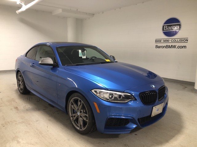 Pre-Owned 2016 BMW 2 Series