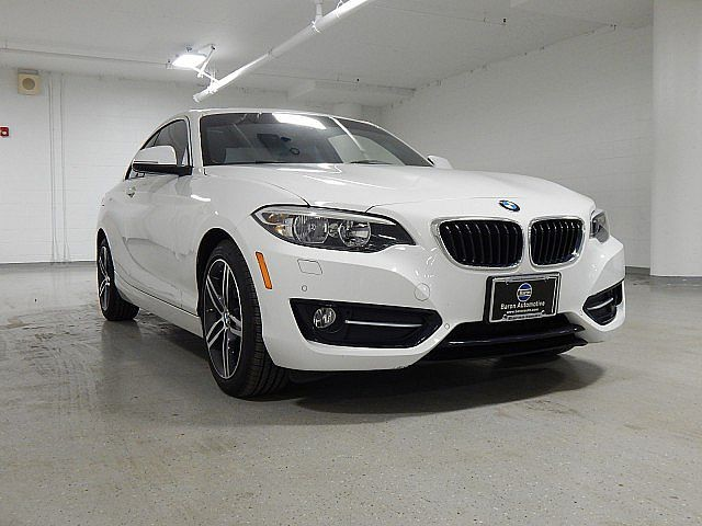 Certified 2017 BMW 2 Series
