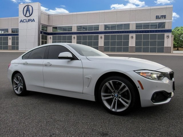 Pre-Owned 2017 BMW 4 Series