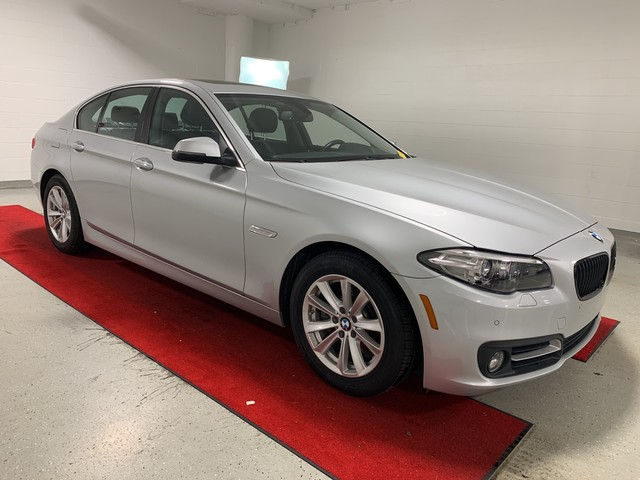 Certified 2016 BMW 528i xDrive