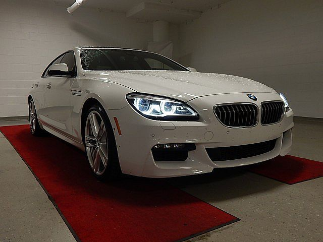 Certified 2016 BMW 640i xDrive