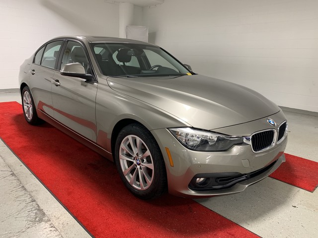 Certified 2016 BMW 3 Series