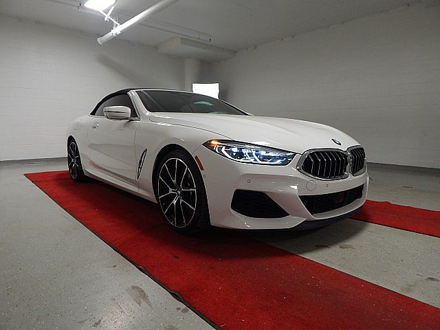 Loaner 2019 BMW 8 Series M850i xDrive
