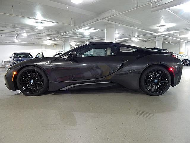 New 2019 Bmw I8 Convertible In Merriam Kvb82980 Baron Bmw