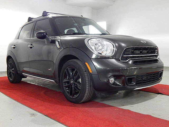 All Wheel Drive Suv Used 2016 Mini Cooper Countryman S
