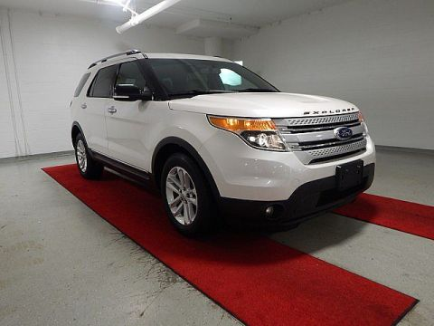 Pre-Owned 2014 Ford Explorer