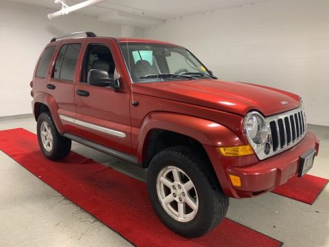 Pre-Owned 2007 Jeep Liberty