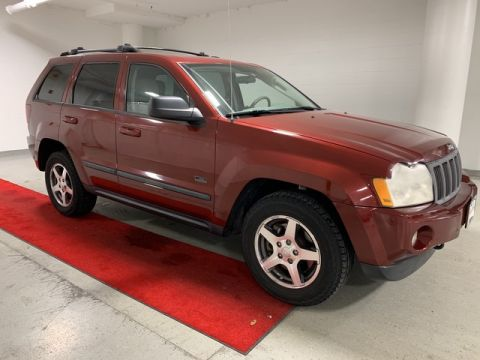 Pre-Owned 2007 Jeep Grand Cherokee