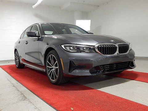 Loaner 2020 BMW 3 Series 330i xDrive