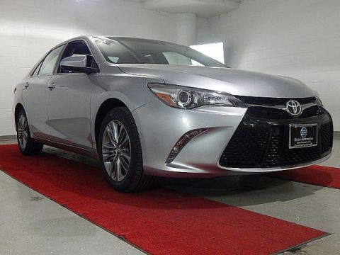 Used 2016 Toyota Camry SE