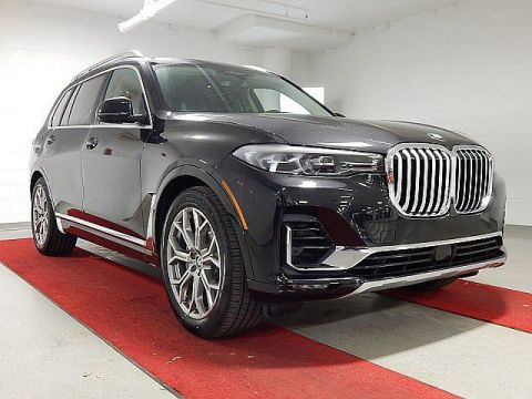New Bmw X7 In Merriam Baron Bmw