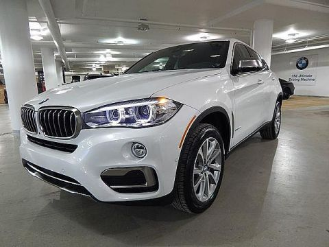 New 2019 BMW X6 xDrive35i