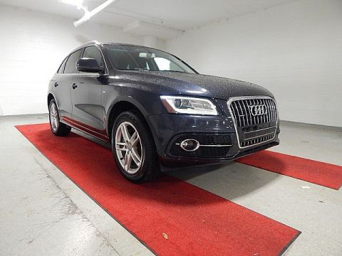 Pre-Owned 2014 Audi Q5