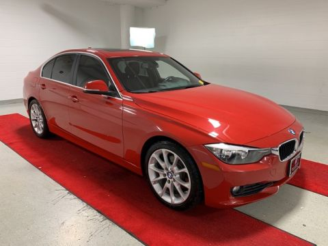 Pre-Owned 2015 BMW 320i