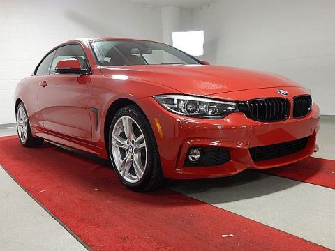 Loaner 2019 BMW 4 Series 430i xDrive
