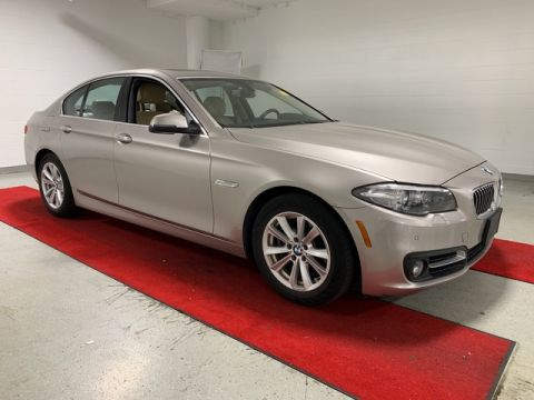Pre-Owned 2016 BMW 528i xDrive