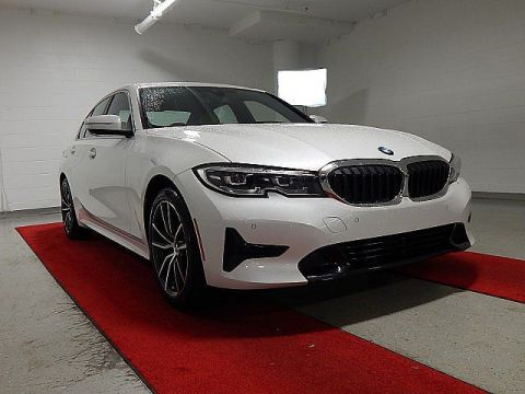 Loaner 2019 BMW 3 Series 330i xDrive