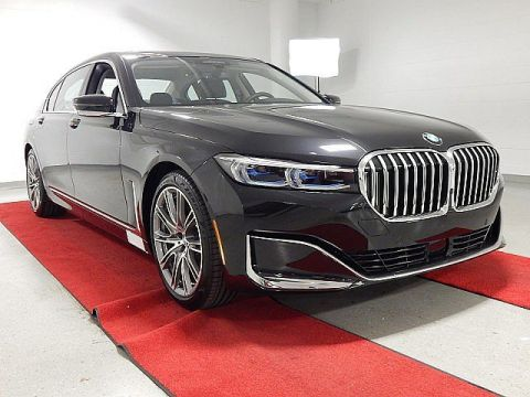 Loaner 2020 BMW 7 Series 740i xDrive