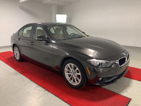 Certified 2016 BMW 320i xDrive