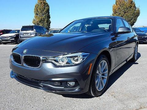 Loaner 2018 BMW 3 Series 320i xDrive