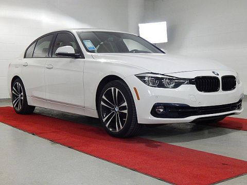 Loaner 2018 BMW 3 Series 330i xDrive