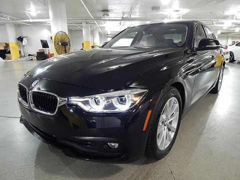 Certified Pre-Owned 2018 BMW 320i xDrive