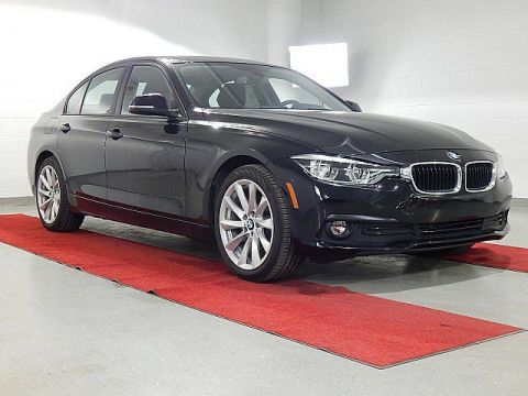 Certified 2018 BMW 320i xDrive
