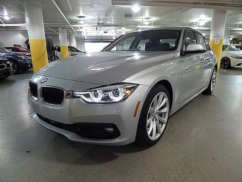 Certified Pre Owned 2018 BMW 320i XDrive NEW   RETIRED SERVICE LOANER    CONVENIENCE ...