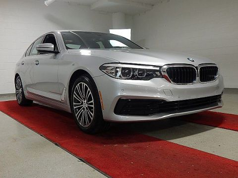 Loaner 2019 BMW 5 Series 530i xDrive