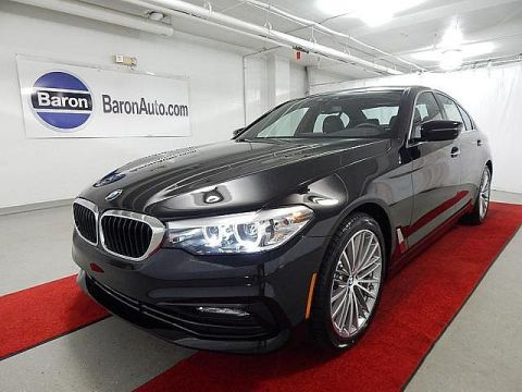 Loaner 2018 BMW 5 Series 530i xDrive