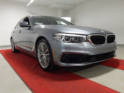 Loaner 2019 BMW 5 Series 540i xDrive