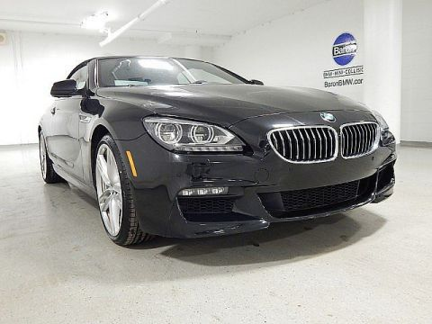 Pre-Owned 2015 BMW 6 Series