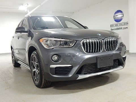 Certified 2017 BMW X1 xDrive28i