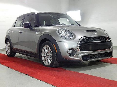 Used 2018 MINI Hardtop 4 Door S